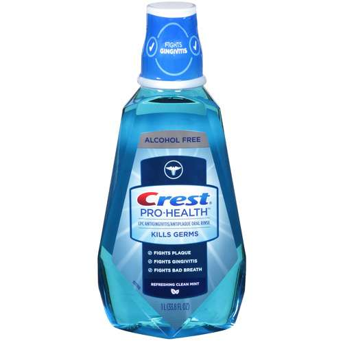 limit on crest prohealth rinse at cvs