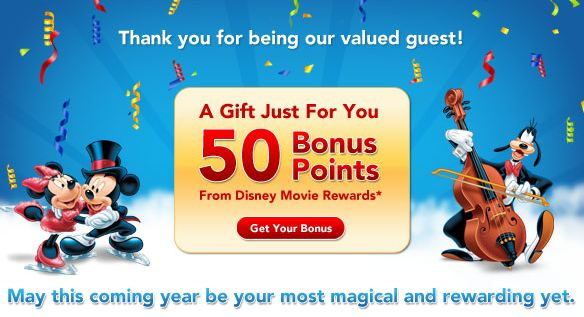 Disney movie club free