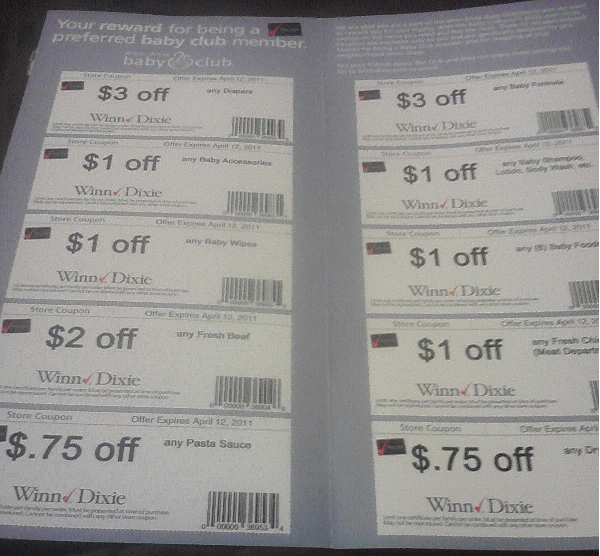 Printable grocery coupons by Winn-Dixie help your family save money on products you already buy! Top manufacturer coupons for all the popular brands.