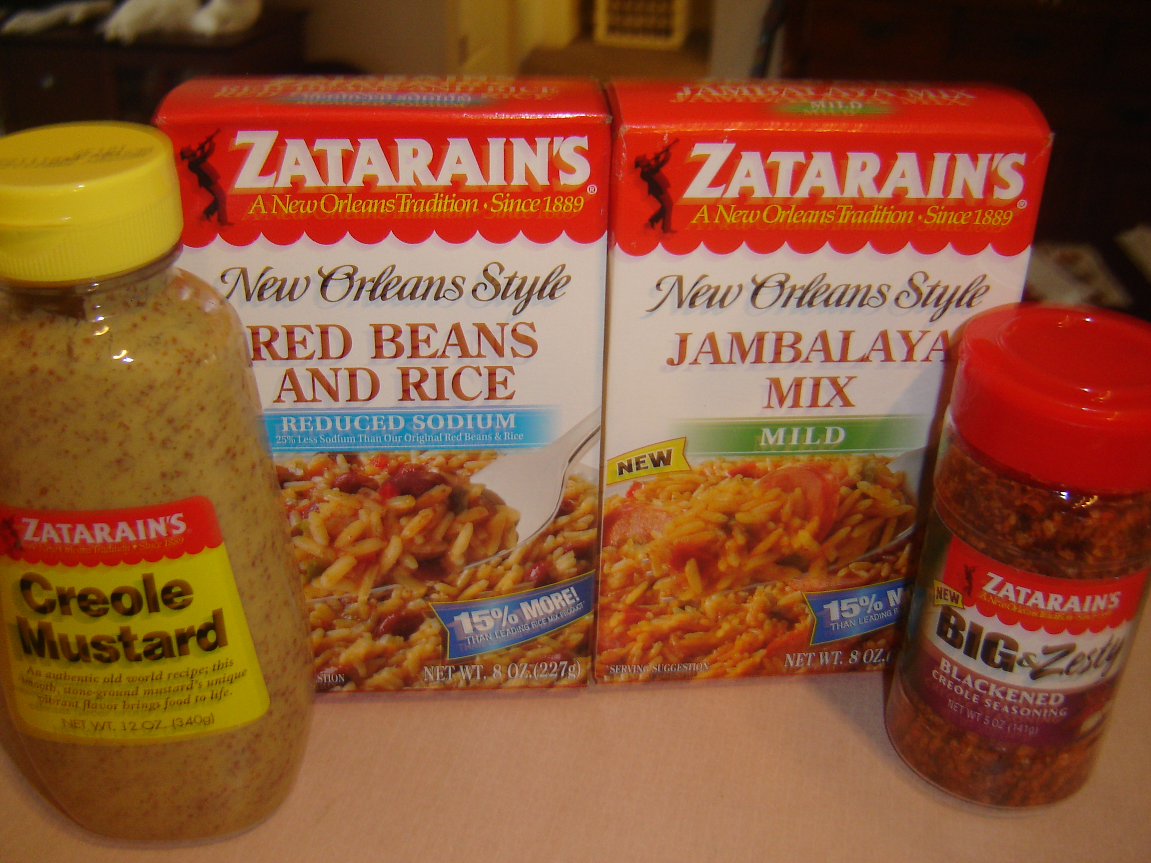 Zatarain's® Gumbo Base 4.5 oz. Box Reviews 2019
