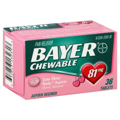 Money Maker on Bayer Aspirin at Walgreens - Who Said ...