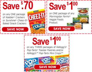 picture about Pop Tarts Coupon Printable identified as Fresh Printable Discount codes + Aim Pop-Tart Offer - Who Mentioned