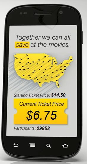 discount movie tickets from sprint who said nothing in