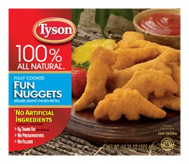 how to make frozen chicken nuggets better