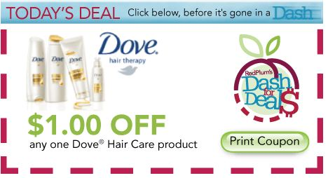 Hair care coupons printable
