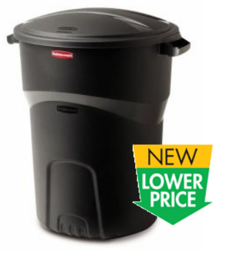 Coupon trash can