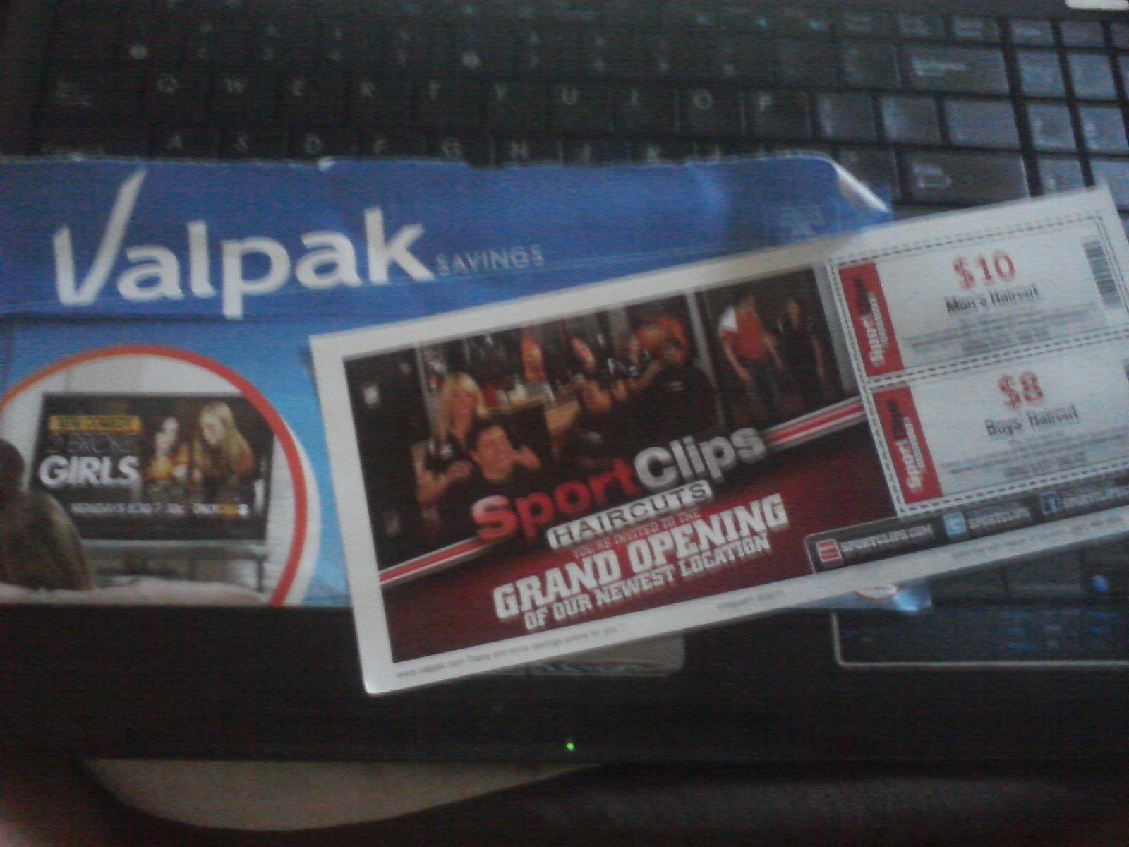 valpak coupons sports clips - coupon bond wikipedia