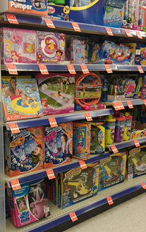 Walgreens Toy Clearance - Who Said Nothing in Life is Free?