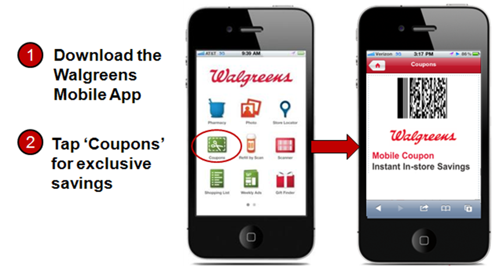 Walgreens mobile coupons starting 11 25 who said nothing for Discount mobili on line