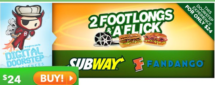 how to pay with subway gift card