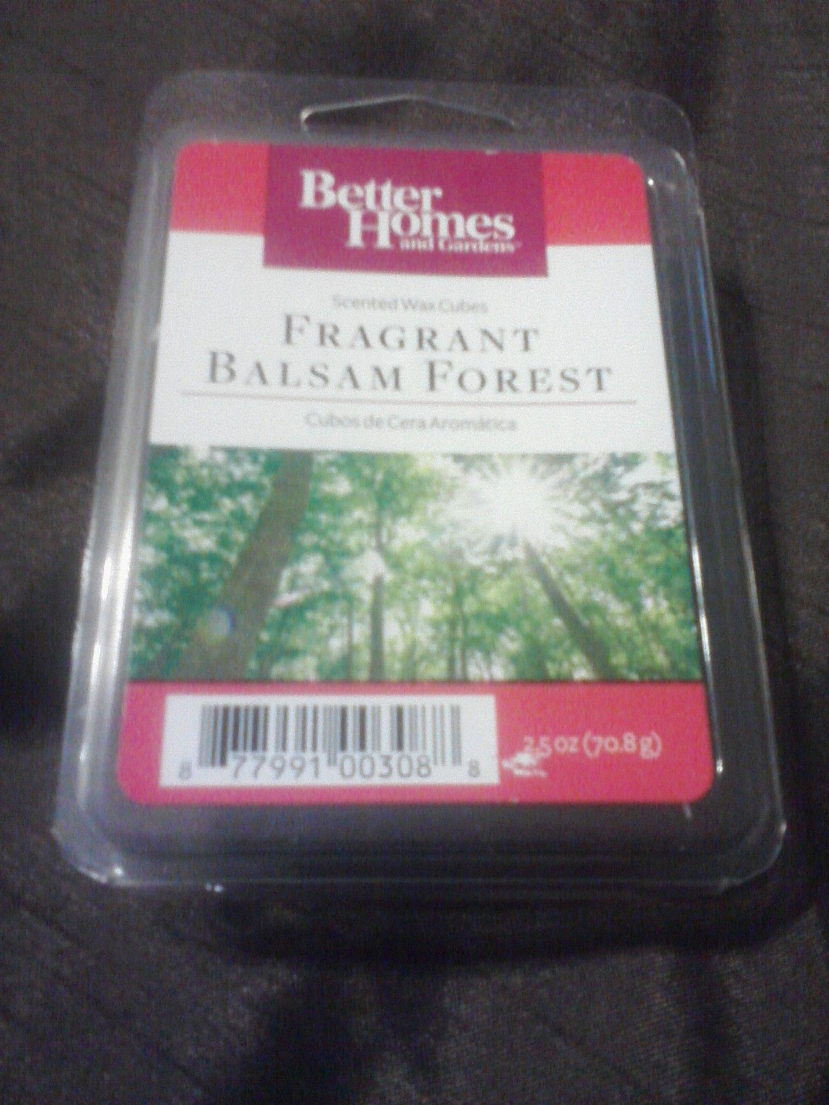 Free better homes gardens scented wax cubes who said for Better homes and gardens scented wax cubes