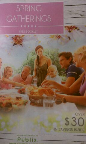publix coupon spring gatherings booklet