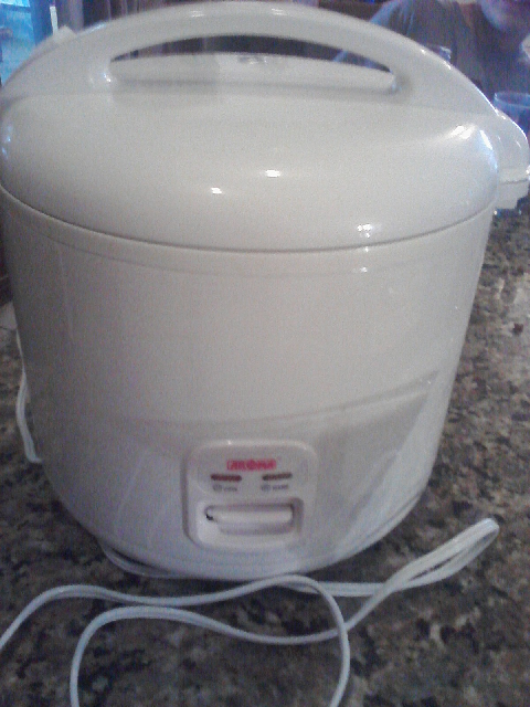 microwave rice cooker instructions for brown rice