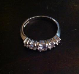 Diamond Candles (ring inside) – $12.50