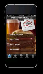 Free Appetizer at TGI Fridays - Mobile App - Who Said Nothing in