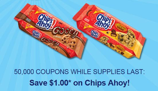 Chips ahoy coupons canada