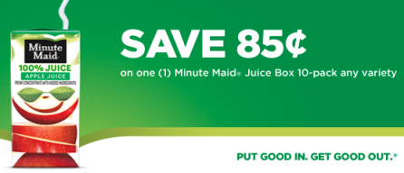 Find Minute Maid juice boxes in the juice aisle of your local store and use this coupon if you want to save! Minute Maid Juice Box $1 Off Coupon – This is from the official livewarext.cf website and .