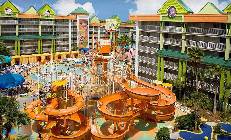 Nickelodeon-Suites-Resort