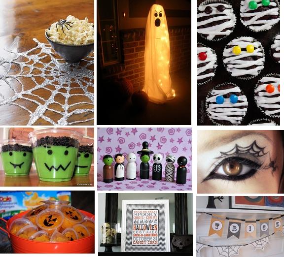 Halloween Ideas Pinterest Party Invitations Ideas