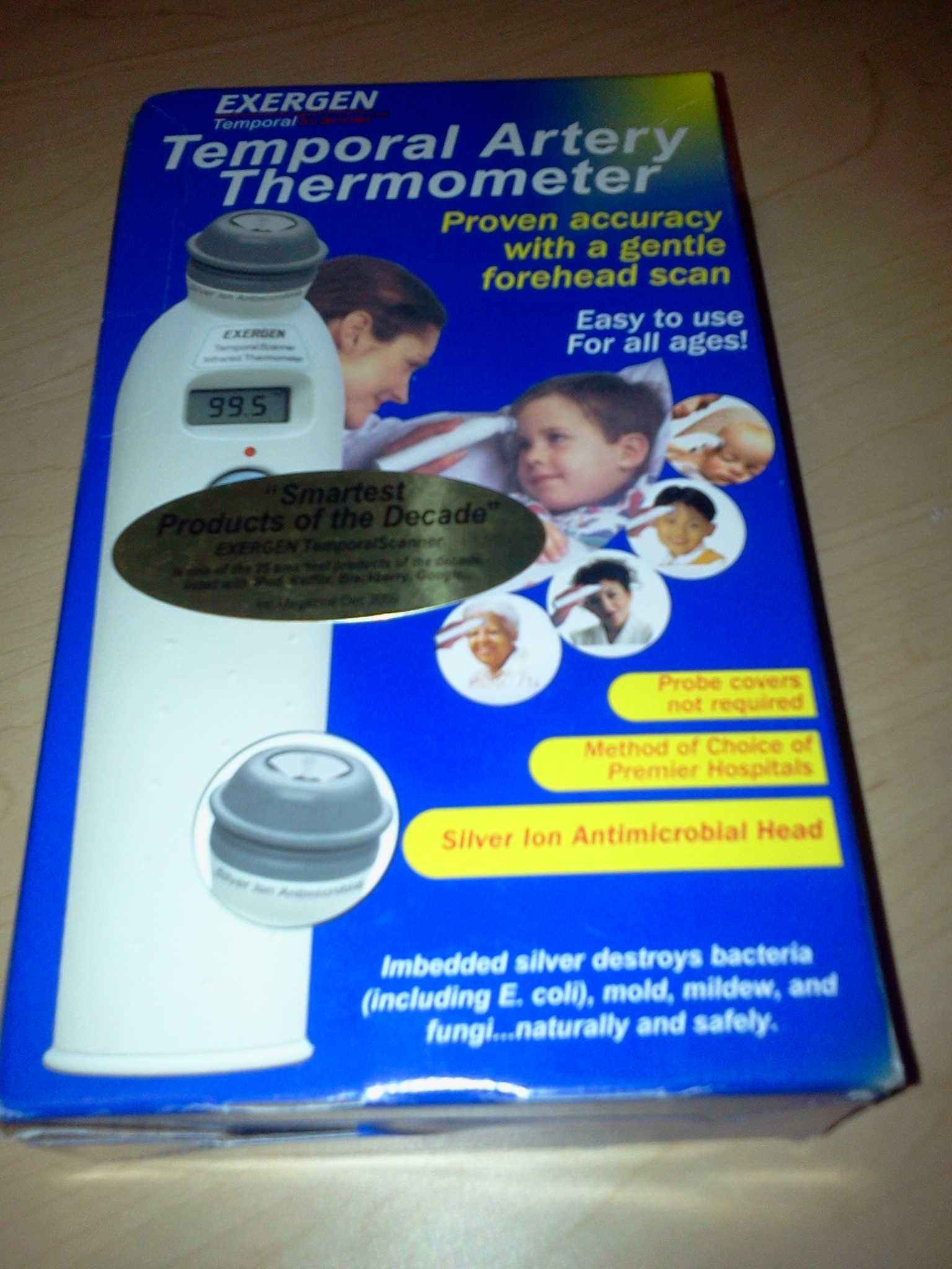 forehead scan thermometer cvs