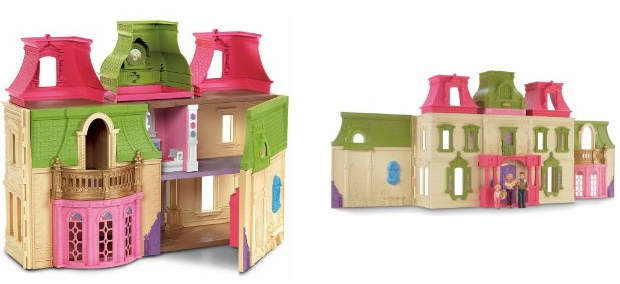 Fisher Price Loving Family Dollhouse Who Said Nothing In Life Is Free