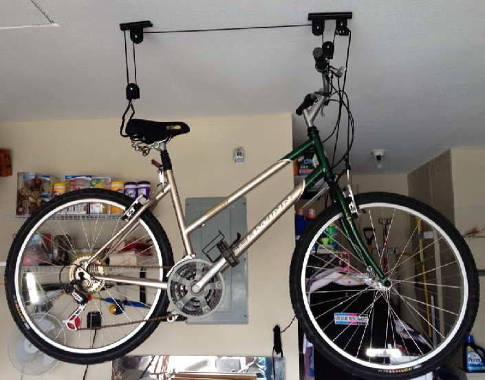 Thankfully Racor is helping homeowners u201cReclaim Their Garageu201d by offering a variety of bike storage solutions which help create safe organized places for ... & Racor Bike Lift Review and Giveaway - Who Said Nothing in Life is Free?