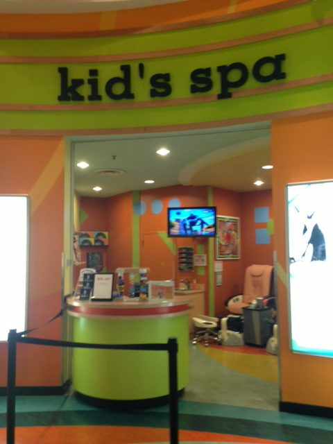 Happy 8th birthday nickelodeon resorts suites who said for Nick s hair salon