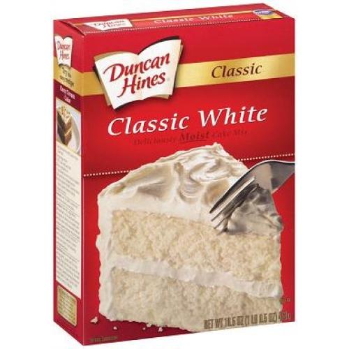 Duncan Hines Cake Mix Publix