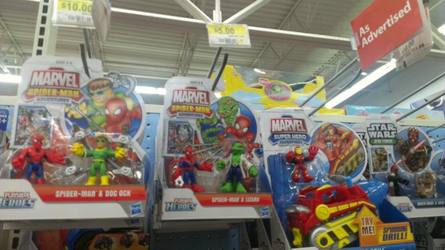 Great Deal On Playskool Heroes At Walmart Who Said Nothing In Life Is Free
