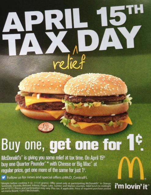 McD-taxday