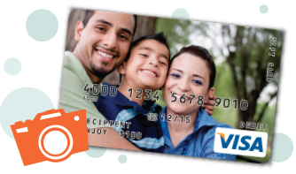 VISA-personalized