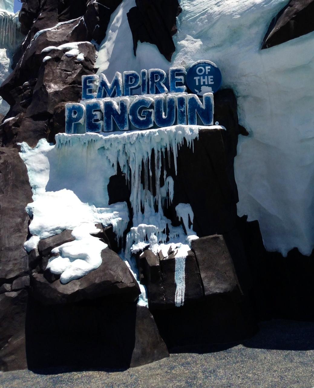 antarctica-entrance
