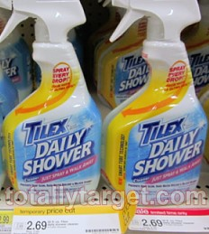 Delicieux Buy (2) Tilex Daily Shower Spray 32 Oz @ $2.69. Use $1/2 Select Cleaning  Items 30 Oz+ (Clorox, Formula 409 Or Tilex) Target Printable Coupon