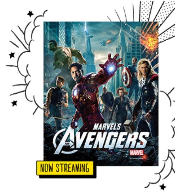 Avengers Online Stream