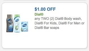 dial body wash deals