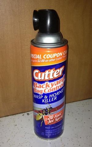 one of freetastesgood s readers found cutter backyard bug control