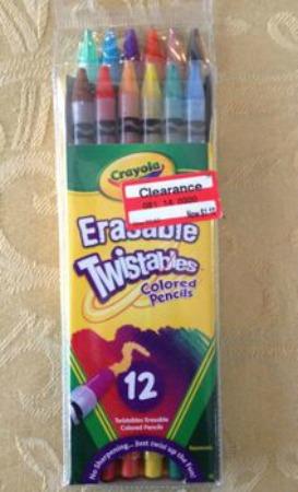 crayola twistables crayola twistables colored pencils - Crayola Colored Pencils Twistables
