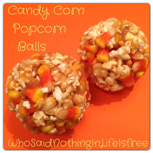 Candy Corn Products Make a Candy Corn Popcorn