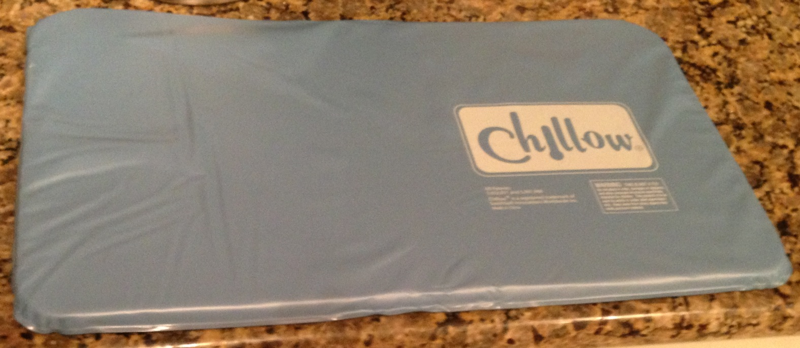 As Seen On Tv Chillow Personal Cooling Pad Who Said