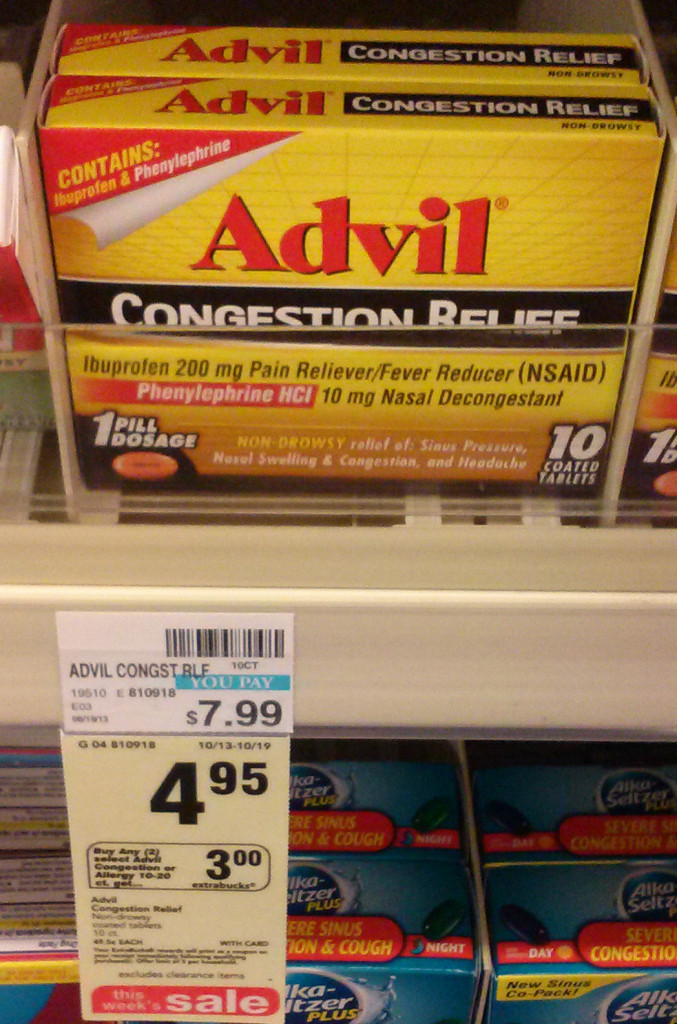 Advil-congestion-CVS