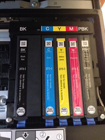 how to make a photo copy with a epson xp-540