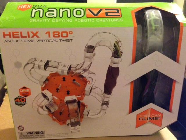 hexbug nano v2 instructions
