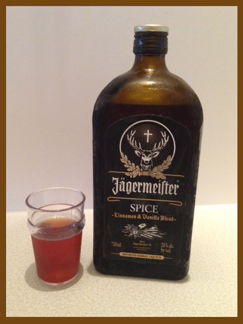 Jagermeister spice cinnamon and vanilla blend cocktail for Cocktail jager