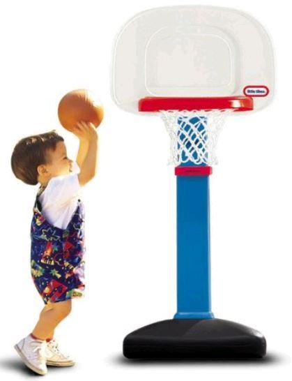 little tikes basketball hoop instructions