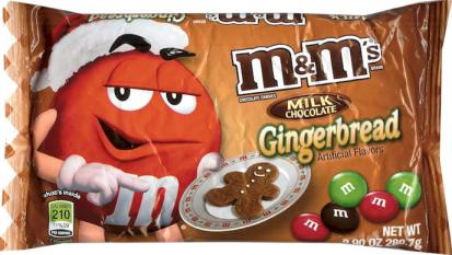 MnM-gingerbread