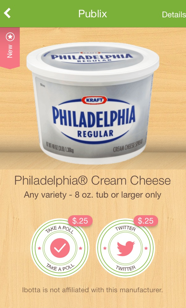 Philadelphia cream cheese coupons november 2018