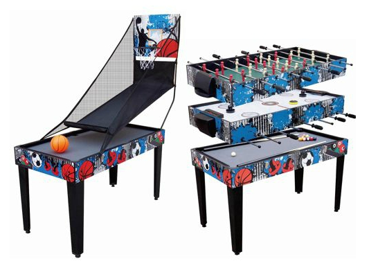 4 In 1 Pool Table