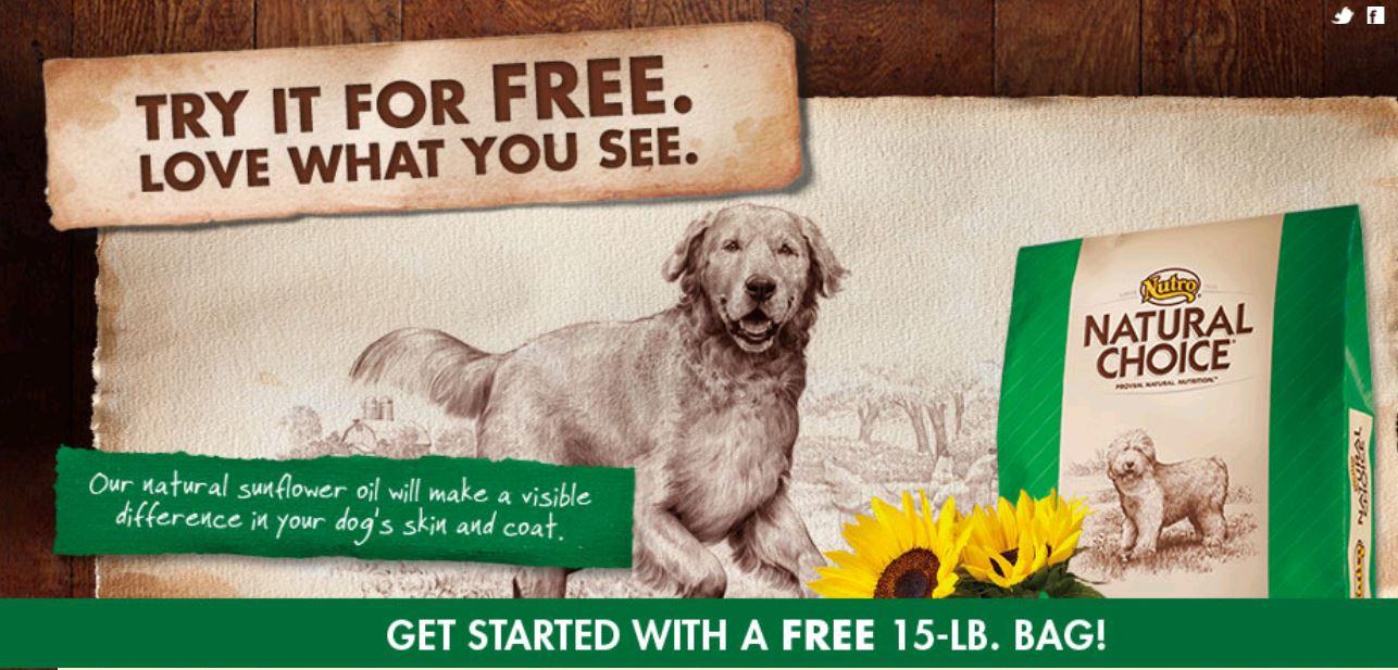 Petsmart Natural Choice Dog Food