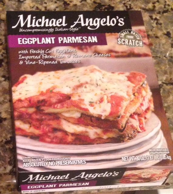 Michael Angelo's eggplant parm