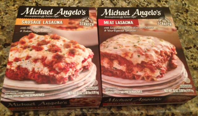 Michael Angelo's lasagna